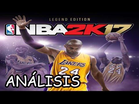 NBA 2K17 - ANÁLISIS