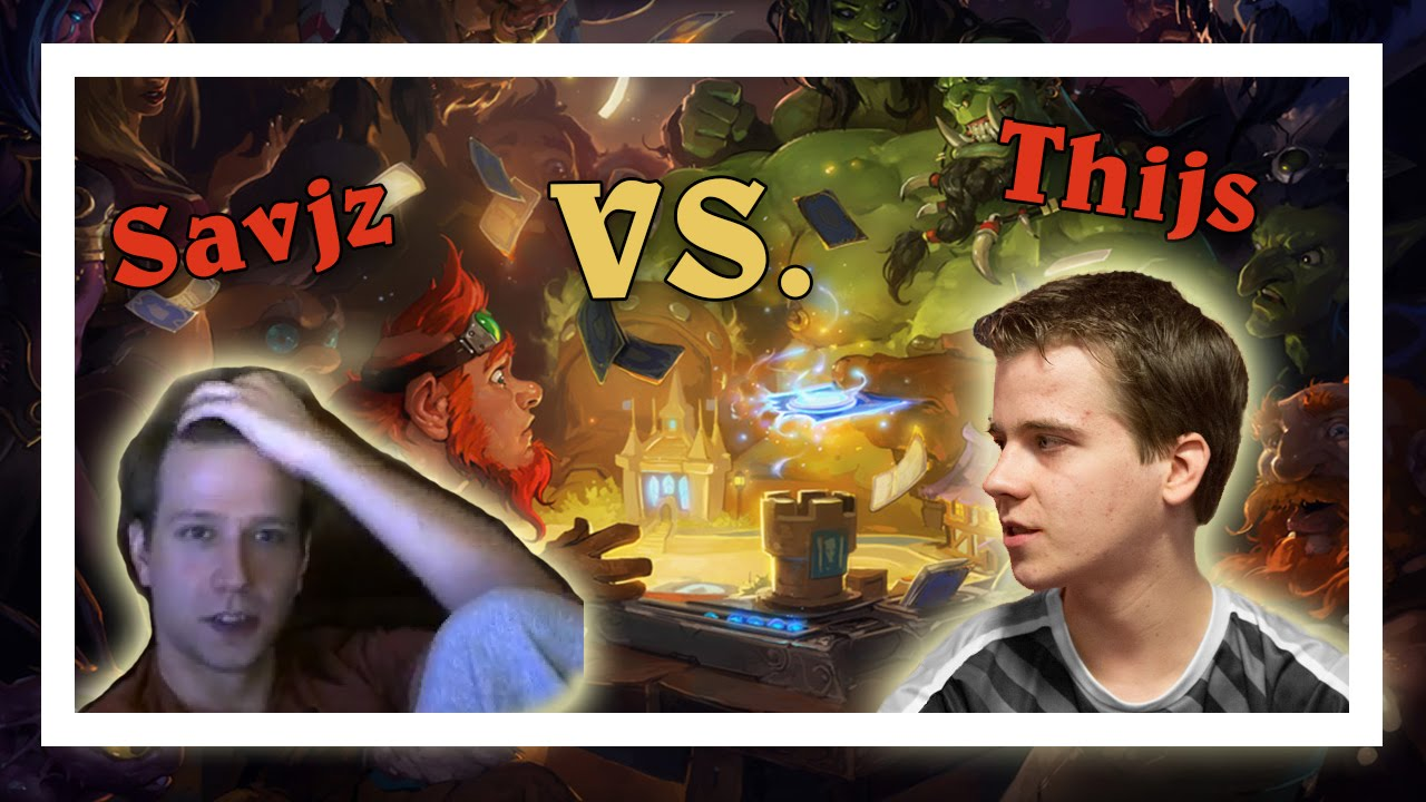 Hearthstone Thijs