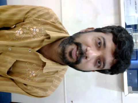Anwar Mohammed Faizali after LASIK at Dr.Gadgil's Eye Clinic, Thane