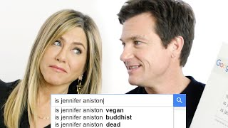 Jennifer Aniston & Jason Bateman Answer the Web