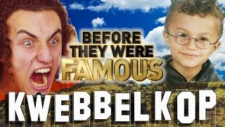KWEBBELKOP - Before They Were Famous - He Stole AZZYLAND From Me!
