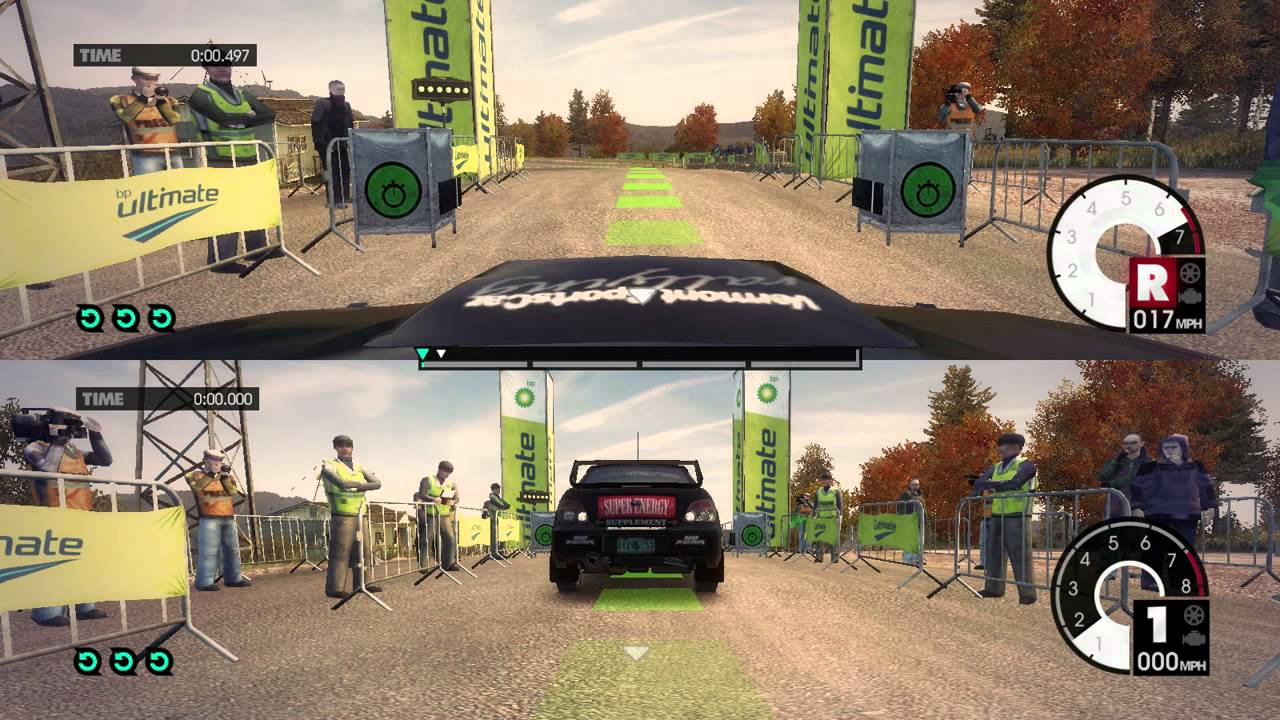 Dirt 3 Splitscreen Episode Rally