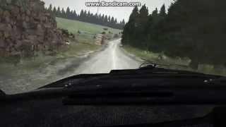 DiRT Rally Dyffryn Afon Reverse Fiat 131 3 33 458