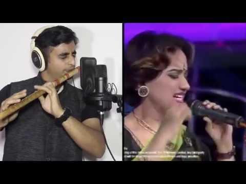 Bhavayami Padumente - Swaraprastharam -  Flute - Sriharsha Ramkumar | Kalpana Raghavendar | Sharreth