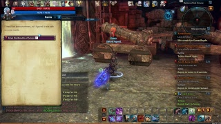 TERA PC Version Story line quests and  Bastion of Lok dungeon Part 3