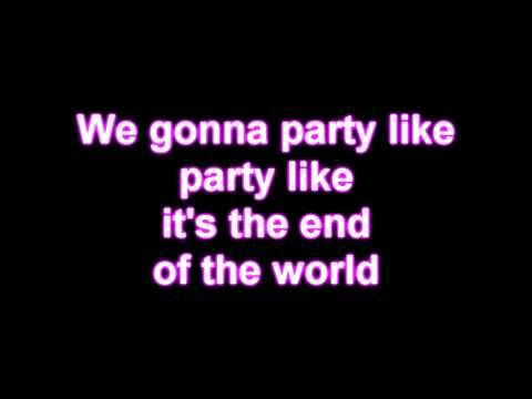 Jay Sean - 2012 (It Ain't The End) ft. Nicki Minaj [Lyrics]