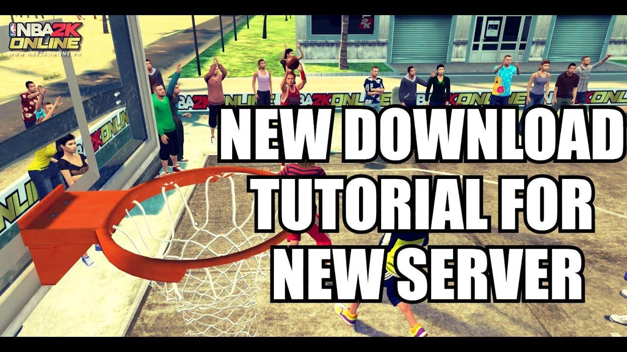 nba2k online_NEW NBA 2K ONLINE DOWNLOAD TUTORIAL (QQ VERSION) WORKING! - YouTube