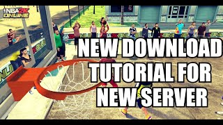 Gambar cover NEW NBA 2K ONLINE DOWNLOAD TUTORIAL (QQ VERSION) WORKING!
