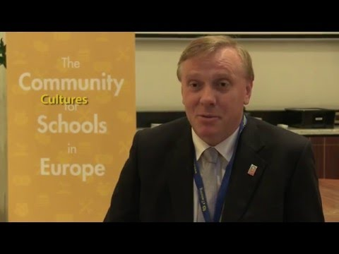 eTwinning conference 2015 - Interview with David Kerr