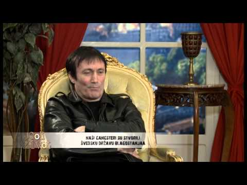 Goli Zivot - Vitomir Martic - (TV Happy 26.11.2014.)