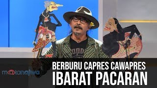 Mata Najwa Part 1 - Kejutan 2019: Berburu Capres Cawapres Ibarat Pacaran
