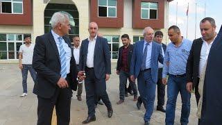 Ak Partili Miroğlu, Midyat'ta Gündemdeki Konularla İlgili Açıklama Yaptı