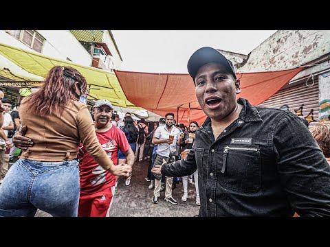 """Entramos a una fiesta en """"TEPITO"""" con MEMO MIX  (Documental)"""