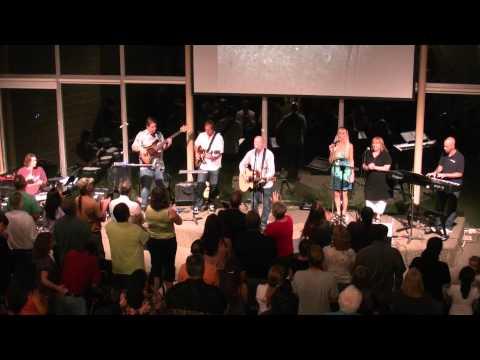 ZCC Worship Team and Robin Mark