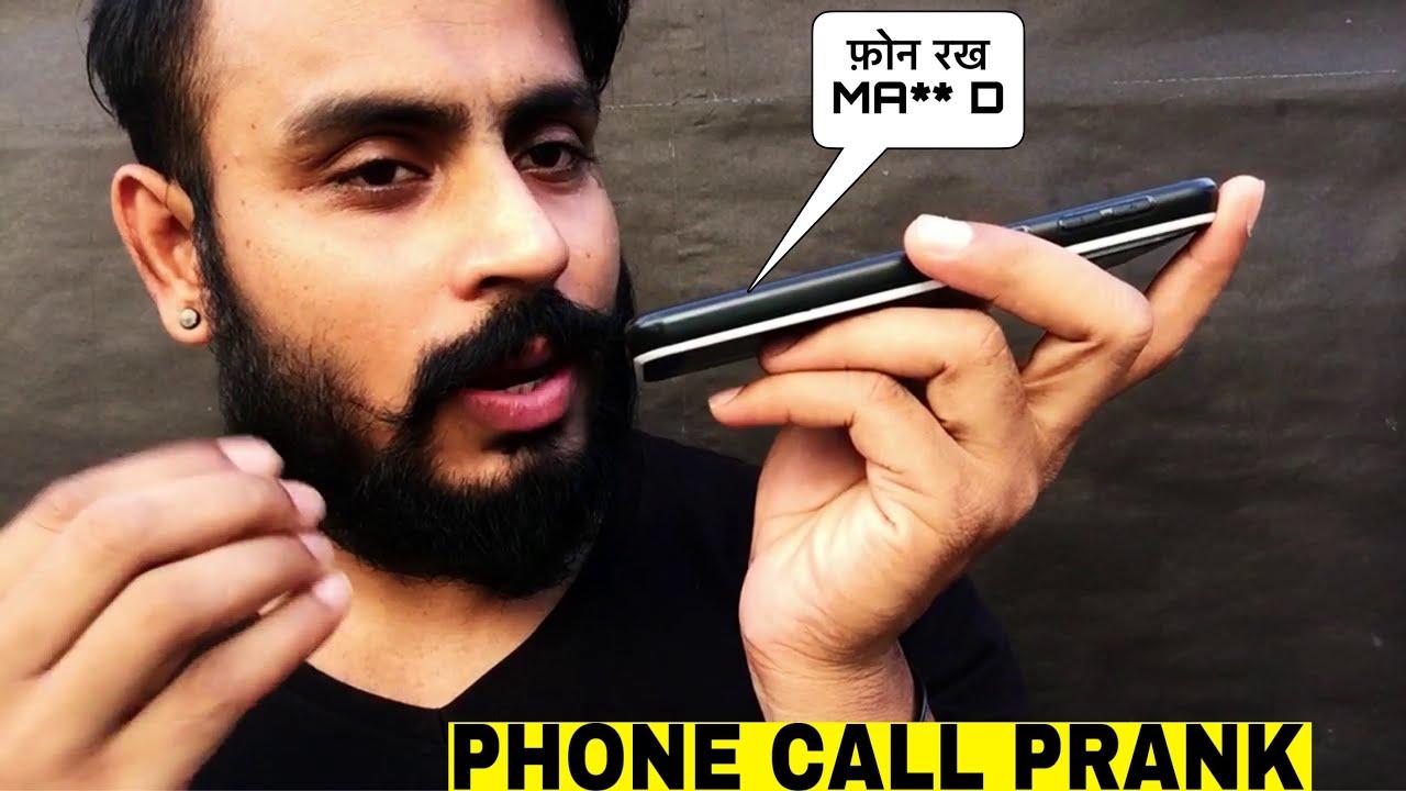 PHONE CALL PRANK On Singer |Singing Audition Prank |Prank In India | Smile Revolution