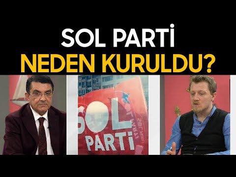 Sol Parti İstanbul İl Başkanı ile Siyasetin Nabzı