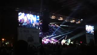 Montell Jordan joins Third Day for God of Wonders at Celebrate Freedom