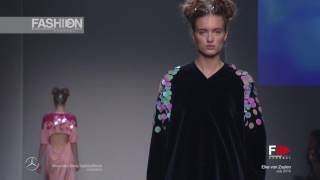 ELKE VAN ZUYLEN SS 2017 Amsterdam Fashion Week by Fashion Channel