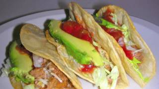 Beef Tacos Recipe - How to make shredded beef for Mexican food