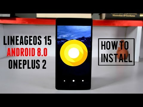 OnePlus 2 LineageOS 15 (Android 8.0 Oreo) Update | Hands On & First Impression