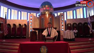 Shabbat services at ATJC