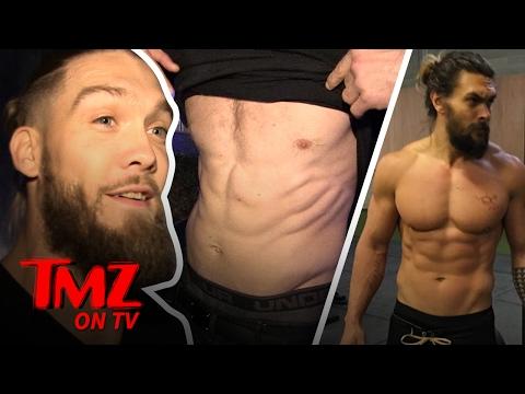 Jason Momoa's Got A Twin! | TMZ TV
