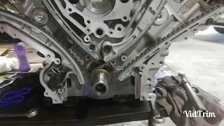 Timing ( Nissan patrol Titan  Amada  infinity ) V8 engine 5.6 L