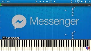 Download SOCIAL MEDIA RINGTONES & NOTIFICATIONS IN SYNTHESIA Mp3 and Videos