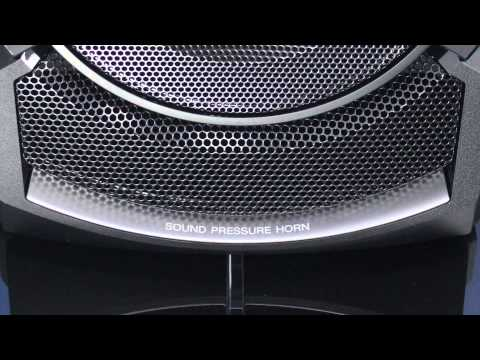 Sony SHAKE-X3D Party Speaker System