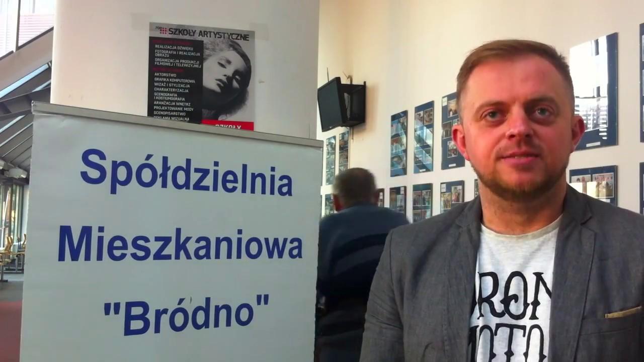 Warszawa: Cenzura i zakaz wstępu mediom na Walne Zebranie Spółdzielni Bródno!