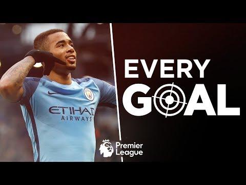 EVERY MANCHESTER CITY GOAL | Premier League 2016/17