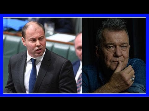 'you don't represent me': jimmy barnes slams frydenberg over song reference