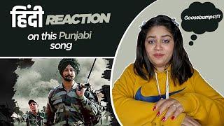 Reaction on Border te Diwali || Mangi Yamla ||
