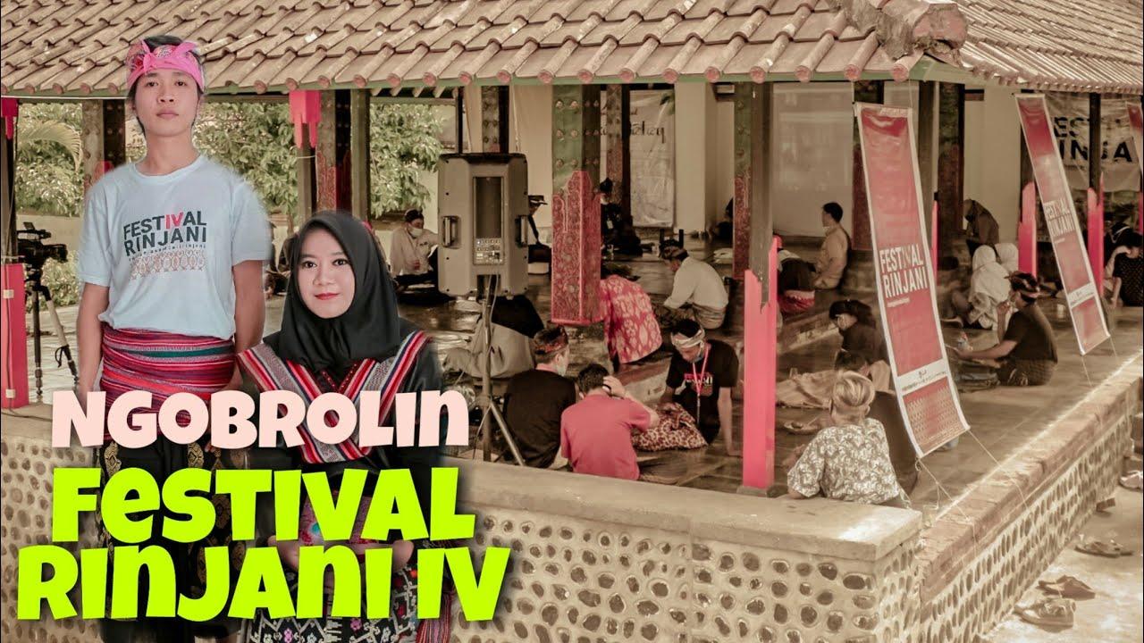 Festival Rinjani Ngajak Kita Mengeja Ulang Saujana Rinjani