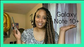 What's On My Galaxy Note 10+?!