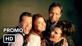 """Will & Grace (NBC) """"Everybody Dance Now"""" Promo HD"""