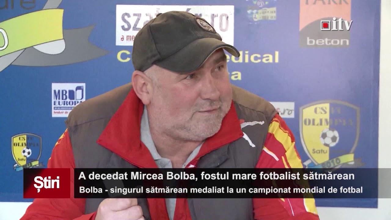 A decedat Mircea Bolba