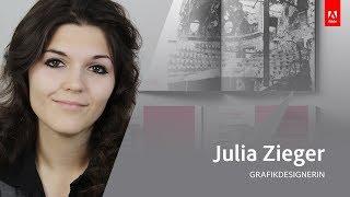 Grafikdesign mit Julia Zieger - Adobe Live 2/3 thumbnail