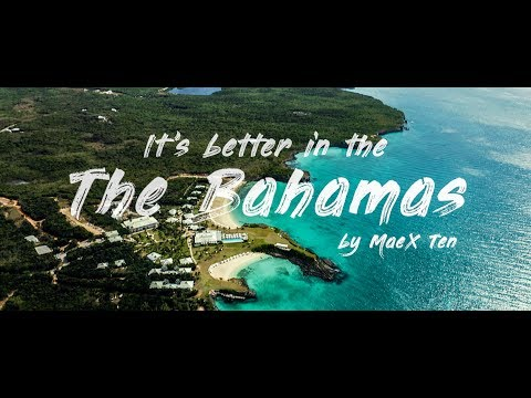 It's better in the Bahamas - Travel Guide