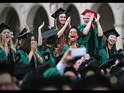 #WashU17 Commencement