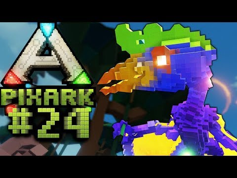 PixArk Deutsch Quetz zähmen #1 PixARK German Deutsch Gameplay #24