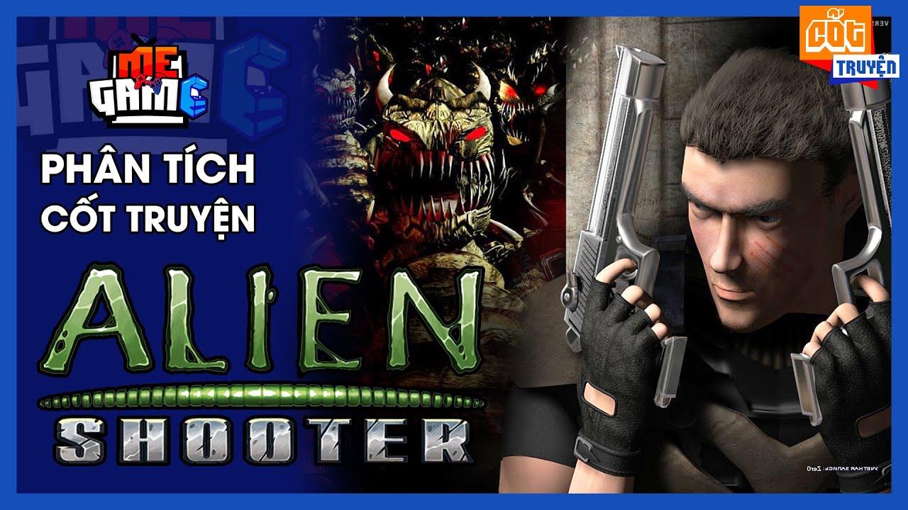 Phân Tích Cốt Truyện: Alien Shooter | Story Explained – Game Tuổi Thơ | meGAME