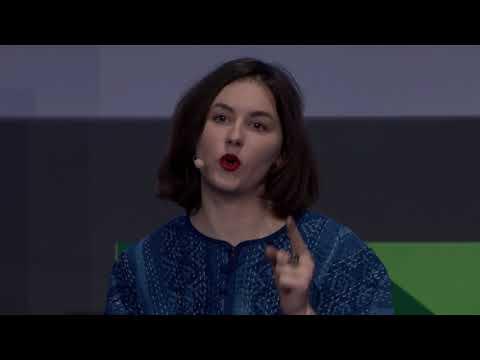 Cultural Fashion: Transform the Fashion Industry From Villain to Hero | Monica Boța-Moisin | TEDxTUM