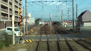 【前面展望】 JR九州 豊肥本線 あそぼーい103号 熊本→宮地