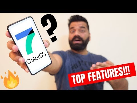 ColorOS 7 Update & First Look - New Updates And Features Highlight🔥🔥🔥
