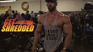 GET SHREDDED Ep1 : BACK AND CHEST