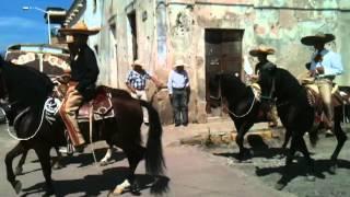 Dia del charro en Teocuitatlán de Corona, Jal.