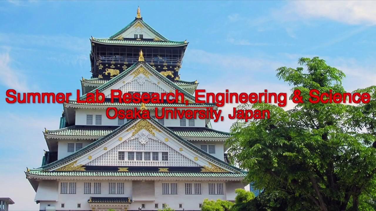 Study Engineering in Japan YouTube