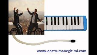 Melodika Eğitimi - La Bize Her Yer Ankara Melodika Resimi