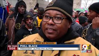 Cincinnati honors Martin Luther King Jr.